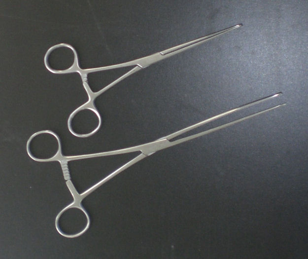 Pinza Clamp Doyen Intestinal